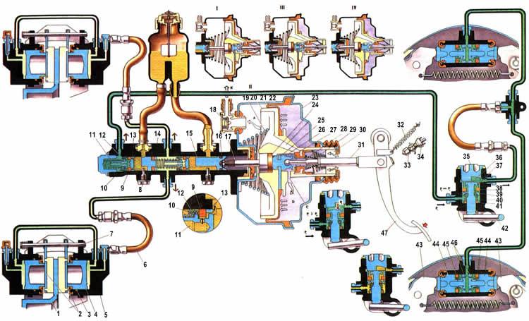 ЛАДА 2104 (ВАЗ 2104) Схема