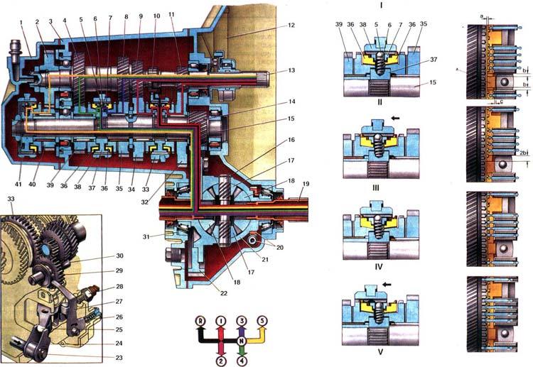 ЛАДА 21099 (ВАЗ 21099) Схема