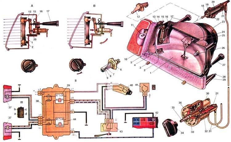 ЛАДА 2109 (ВАЗ 2109) Фары